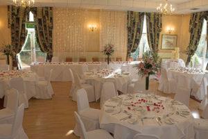 Barnsdale Hall Hotel - Edith Weston Suite