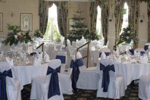 Barnsdale Hall Hotel - Christmas Interior
