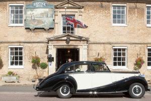 Peterborough Wedding Cars - 1952 Rolls Royce