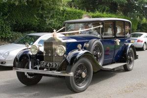 Peter M Starey Wedding Car - Sunshine