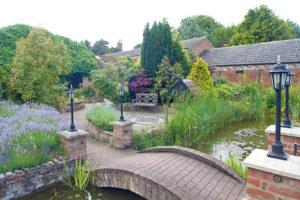 Saracens Head Whaplode Manor - Gardens