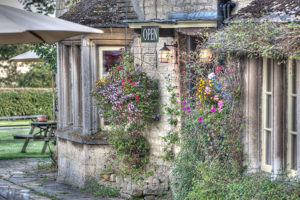 Sibson Inn - Frontage