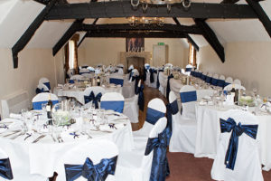 Talbot Hotel Oundle - Reception Room