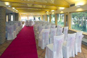 Wyboston Lakes - Service Room