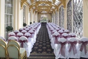 Orton Hall - Conservatory
